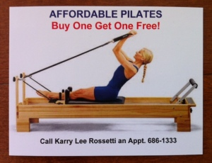 Affordable Pilates